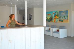 Grand Bleu Vacances – Résidence La Grenadine, Курортные отели  Марсейан - big - 24