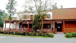 Hotel i Camping Tramp