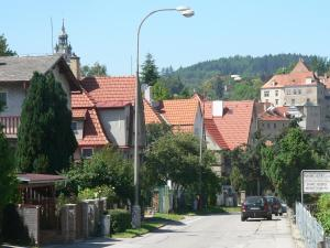 Penzion Kuku, Penziony  Český Krumlov - big - 2