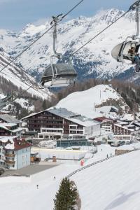 Hotel Alpina Deluxe - Obergurgl-Hochgurgl
