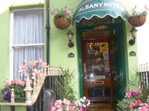 Лондон - Albany Hotel