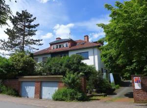 O11- Großzügige Fewo im Künstlerhaus - Apartment - Lichtenfels-Sachsenberg