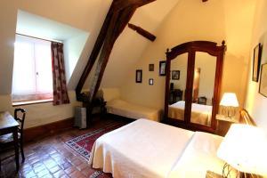 Château d'Island Vézelay, Hotels  Pontaubert - big - 45