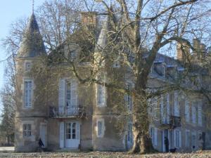 Château d'Island Vézelay, Hotels  Pontaubert - big - 65