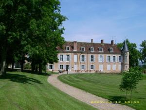 Château d'Island Vézelay, Hotels  Pontaubert - big - 56