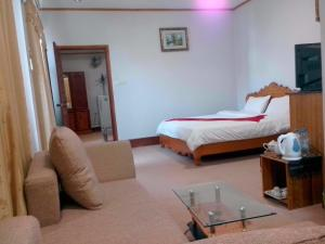 Chittavanh Hotel, Hotely  Muang Phônsavan - big - 5
