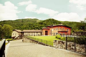 Agriturismo l'Uva e le Stelle, Farmházak  Faedis - big - 27
