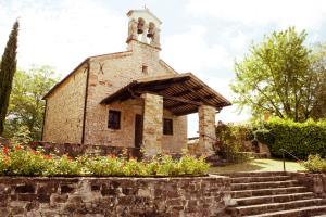 Agriturismo l'Uva e le Stelle, Farmházak  Faedis - big - 37