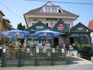 Aranyszarvas-Goldener Hirsch Pension