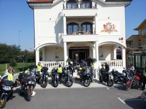 Hotel Villa Viktorija - фото 10