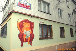 The Red Cat Hostel