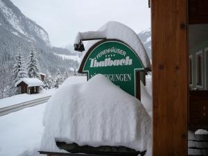 Ferienhäuser Thalbach, Ferienwohnungen  Heiligenblut - big - 30