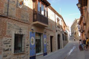 Casa Rural La Botica, Venkovské domy  Oropesa - big - 22