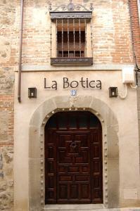 Casa Rural La Botica, Venkovské domy  Oropesa - big - 32