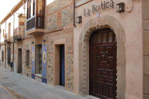 Casa Rural La Botica, Venkovské domy  Oropesa - big - 23