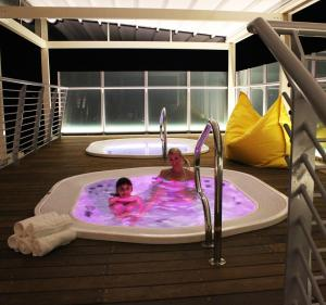 Hotel Aquila D'Oro, Hotels  Misano Adriatico - big - 21