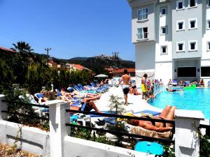 Мармарис - Blue Park Hotel
