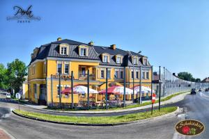U Schabinskiej - Jedzenie i Spanie w Jasle