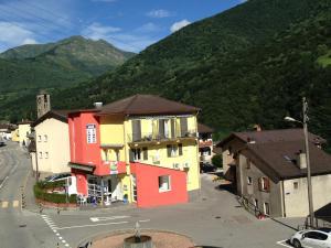 Hotel Ristorante Camoghe - Isone