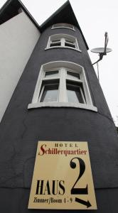 Hotel Schillerquartier, Ubytování v soukromí  Kassel - big - 43