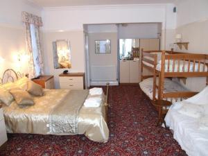 Knighton Lodge, Penzióny  Skegness - big - 3