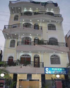 Hotel Sai Heritage