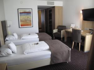 Best Western Plus Hotel LanzCarré, Hotels  Mannheim - big - 12