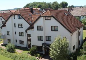 莫林根弗洛拉酒店 (Hotel Flora Möhringen)