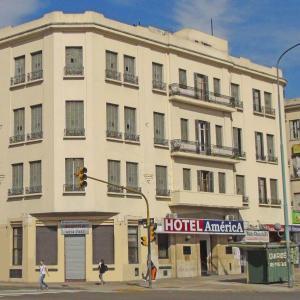 Hotel America, Hotel  Buenos Aires - big - 14