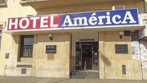 Hotel America, Hotel  Buenos Aires - big - 15
