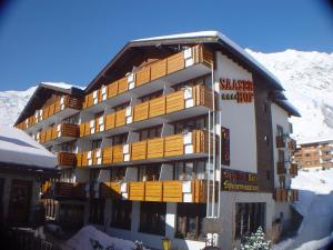 obrázek - Hotel Saaserhof