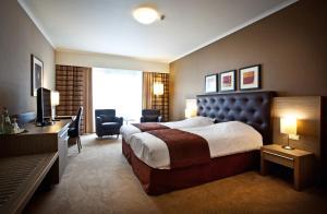 Pokój dwuosobowy typu Business z 1 lub 2 łóżkami