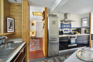 Appartement Mogador, Ferienwohnungen  Honfleur - big - 8