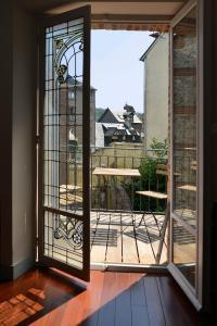 Appartement Mogador, Ferienwohnungen  Honfleur - big - 7