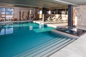 Hôtel & Spa L'Alta Peyra - Hotel - Saint-Véran