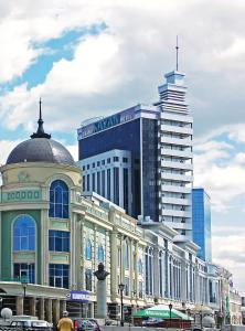 Best On Korston Royal Hotel Kazan In Reviews