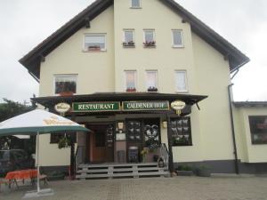 Hotel u d Restaurant Caldener Hof