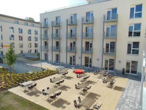Green Living Inn, Hotels  Kempten - big - 14
