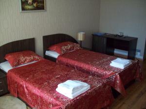 Отель Гюбек - фото 21