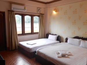 Vanhmaly Hotel, Vendégházak  Vientián - big - 17
