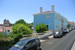 Alcobaça Hostel, Гостевые дома  Алкобаса - big - 35