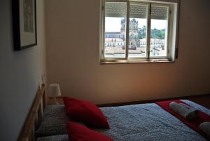 Alcobaça Hostel, Penziony  Alcobaça - big - 28