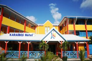 Госьер - Karaibes Hotel