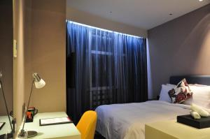 AT Boutique Hotel, Hotel  Taipei - big - 76