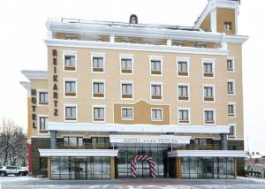 Отель Reikartz