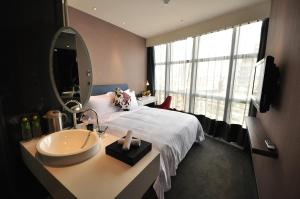 AT Boutique Hotel, Hotel  Taipei - big - 61