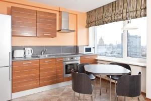 Moscow Suites Apartments Arbat, Apartmány  Moskva - big - 32