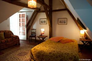 La Demeure Saint-Ours, Bed and Breakfasts  Loches - big - 27