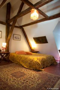 La Demeure Saint-Ours, Bed and Breakfasts  Loches - big - 17