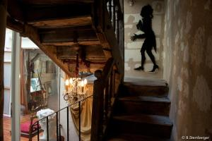 La Demeure Saint-Ours, Bed and Breakfasts  Loches - big - 26